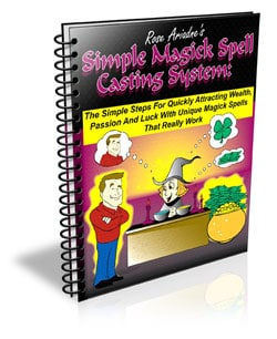 Simple Spell Casting