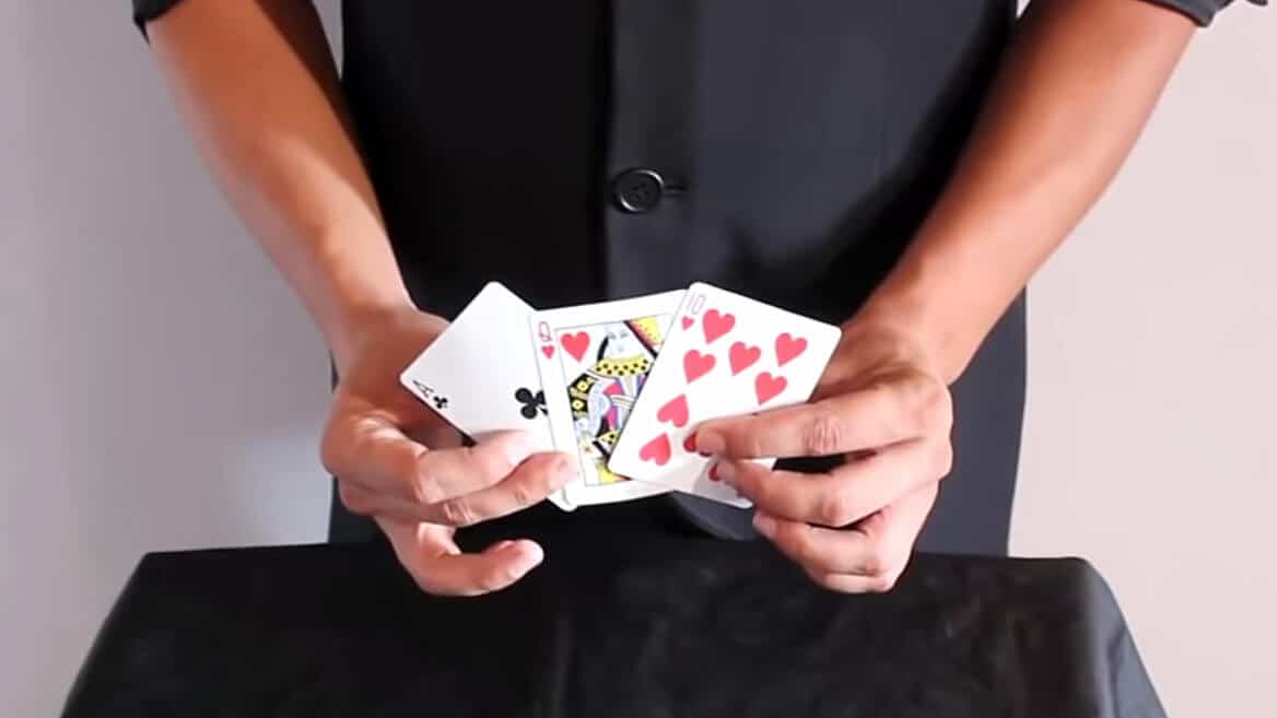 Three Cards Miracle