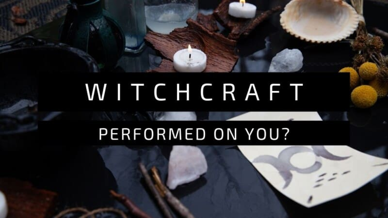 Witchcraft Performed On You