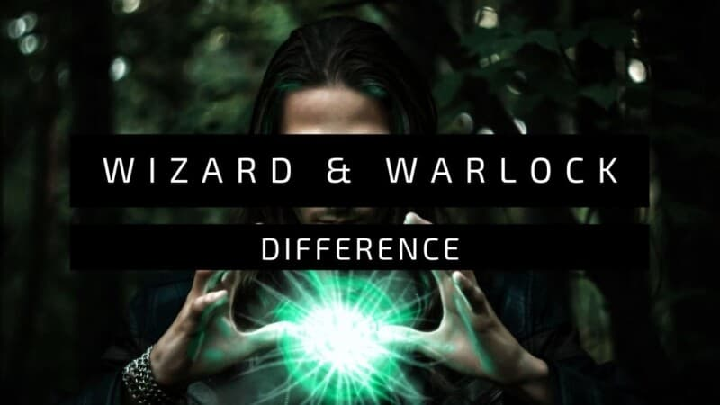 Wizard and Warlock Difference