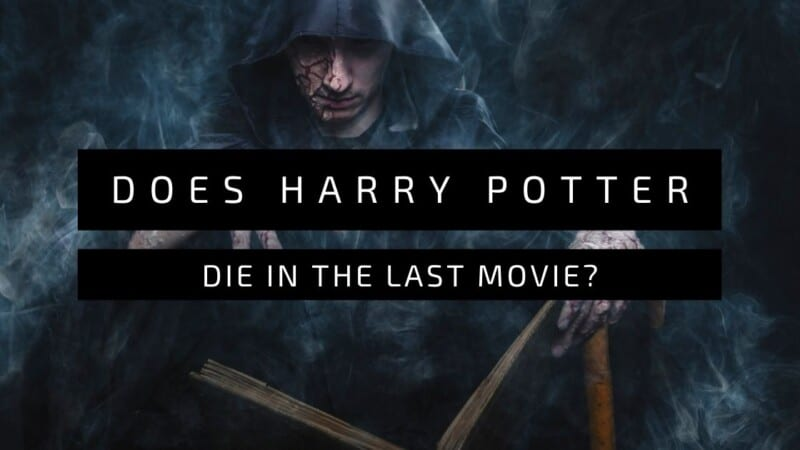 Does Harry Potter Die In The Last Movie