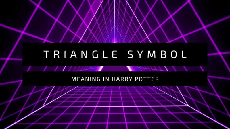 Triangle Symbol Meaning In Harry Potter