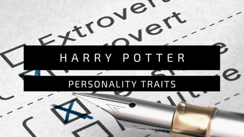 Harry Potter Personality Traits